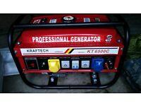 Petrol Generator (Brand New)