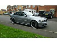 bmw e46 320cd coupe low miles