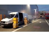 PROFESSIONAL Man and Van hire Collections Removals Deliveries Courier services for You from 15 p h