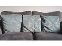 M&S cushions x3