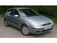 2005 Ford Focus 1.6 Flight 5 door**One owner**3 Months Warranty**Full years Mot**fiesta astra clio