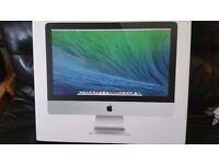 Apple 21.5-inch iMac Desktop (Intel Core i5 Quad-core 2.7 GHz, 8 GB RAM, 1 TB HDD,