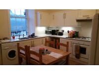 2 double bedroom flat - Leith