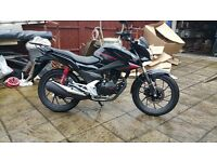 125 MOTERBIKE FOR SALE