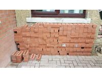 423 RED WIENERBERGER BRICKS NEW CONDITION