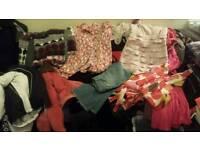 Ladies clothes size 8-10 huge bundle
