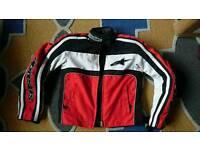 Ladies Alpinestar motorbike jacket.