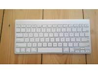 For sale is an Apple keyboard spairs or repair.