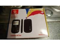 Vodafone 345 text smartphone