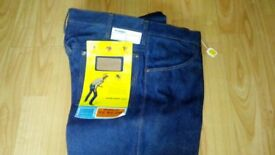 80's wrangler jeans unworn time capsule still tagged