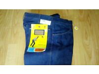 80's wrangler jeans unworn time capsule still tagged