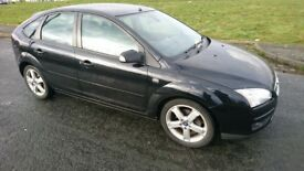 Ford focus 1.6 diesel automatic spares or repairs