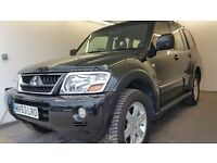2003 | Mitsubishi Shogun 3.5 GDi | Auto | Petrol | 4 Former Keepers | Just Serviced | 1 Year MOT