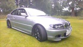 BMW 330d M-SPORT CD COUPE
