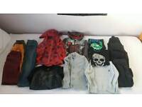Bundle of clothes size 3-4 yrs