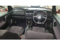 MK3/MK4 GOLF CABRIOLET 1.8 KARMANN EDITION. Durham .... 1999
