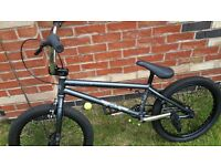 Boys 20 inch frame BMX bike