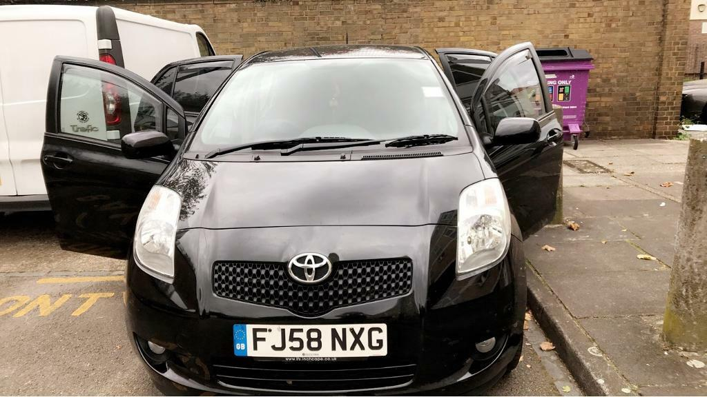 Toyota Yaris auto 2008 NEEDS TO BE GONE