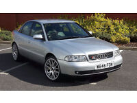 Audi S4 A4 TDI Quattro diesel turbo Automatic,FSH long MOT, Low mileage , part ex welcome