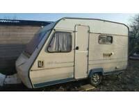 Marauder 400 D 4 Berth caravan