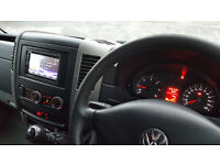2012 crafter LWB/ AIR CON/ PARKING SENSOR/ BLUETOOTH DVD GPS/ REVERSE CAMERA /ELECTRIC MIRROR