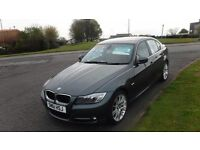 """BMW 3 SERIES 2.0 318D EXCLUSIVE EDITION( 61) CREAM LEATHER,HEATED SEATS,18""""ALLOYS,SERVICE HISTORY"""