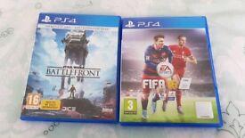 PS4 Games - Fifa 16
