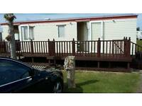 Due to cancellation holiday caravan to let
