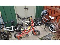 kids bikes for swap perfect for dealer