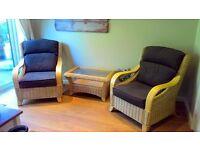 6 piece orangery/garden room furniture