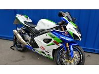 suzuki gsxr 1000 k5 the best one,stunning bike fsh