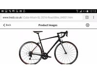 Cube attain sl 2016 road bike brand new REDUCED