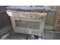 DELONGHI Free Standing Stainless Steel Range Cooker - FULLY WORKING