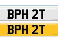 Cherished number plate