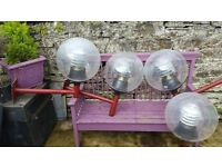 Large Beer Garden or home garden lights
