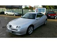 Alfa romeo twinspark gtv 2.0 Ltr Petrol manual mot april next year cambelt done at point of sale