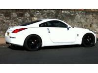 Nissan 350z White