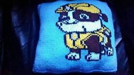 Child's cushion