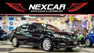 2014 Honda Accord EX-L AUT0 LEATHER SUNROOF BACKUUP CAMERA 88K