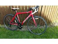 Carrera zelos road bike brand new and never used