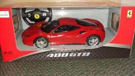Ferrari rastar