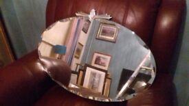 circa 1930's mirror