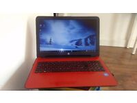 Six-month old, hardly used HP 15 inch laptop for sale