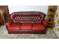 Classic Leather suite