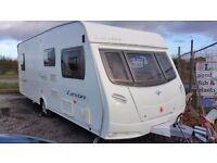 Lunar 575EB - 4 Berth Touring Caravan