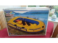 Inflatable dinghy/boat