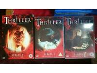 Thriller/Horror 70,s Series 1 (4 DVD Disk R2) 10 1hr Episodes