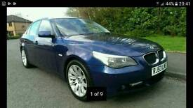 Bmw 530i auto long mot 18 stamps 2 keys drives great