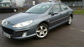 Peugeot 407 Se 2005 2.0 petrol MOT 15th march