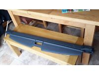 Parcel shelf Retractable for vauxhall zafira vgc